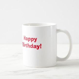 Alles Gute zum Geburtstag! Tasse