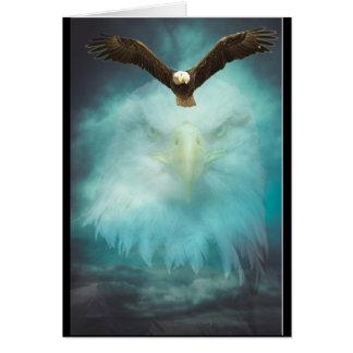 Alles- Gute zum Geburtstagsohn Eagles Karte