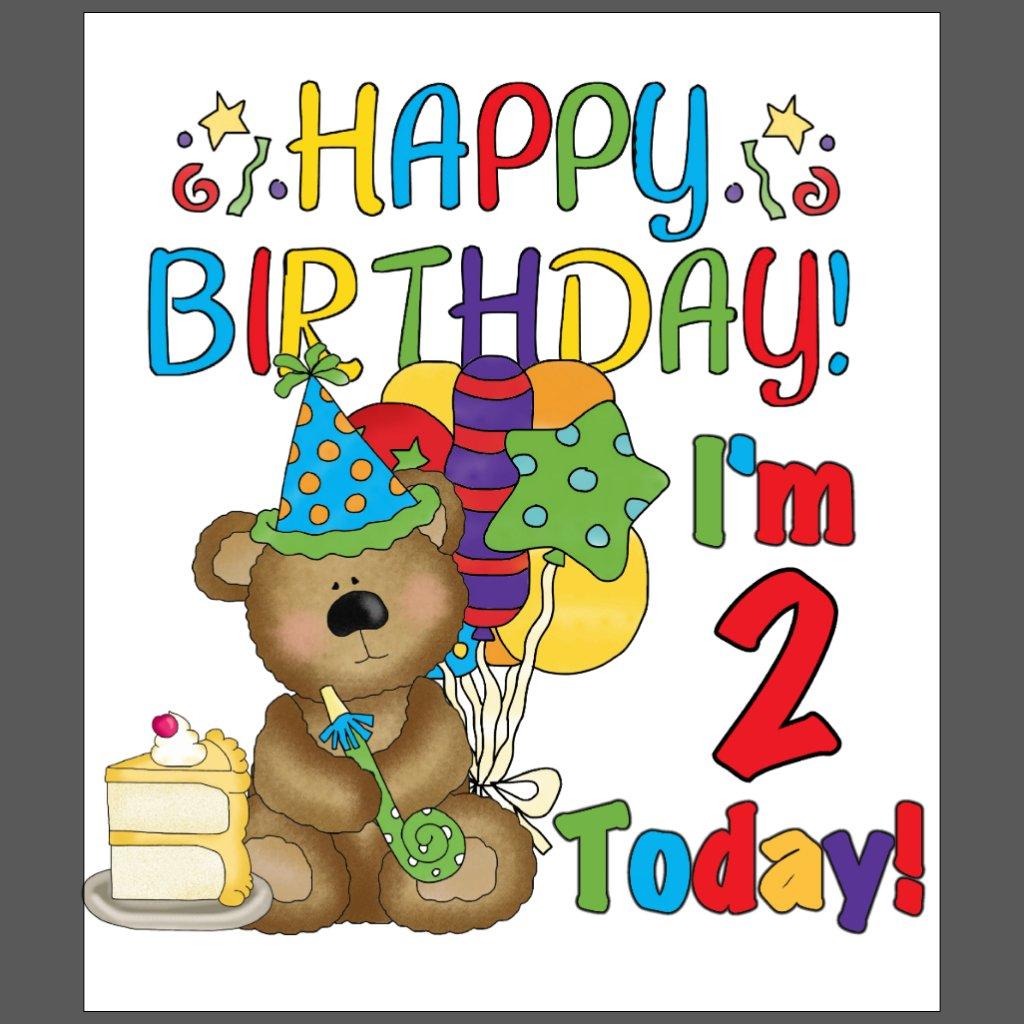 Alles Gute Zum 2. Geburtstag, Alles... | wünsche für geburtstag