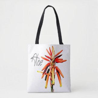 Aloe-Taschentasche