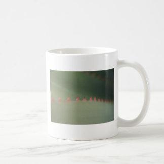 Aloekaktusnahaufnahme - Dornen Makro Tasse