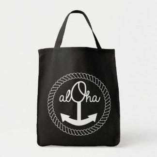 Aloha Anker-Seil-Kreis-Tasche Tragetasche