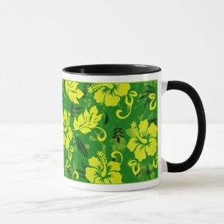 Aloha hawaiische Druck-Tasse Tasse