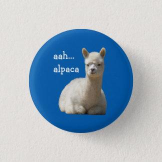 Alpaka-Knopfaah Alpaka Runder Button 2,5 Cm