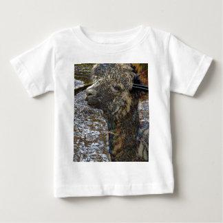 Alpaka Painting Baby T-shirt