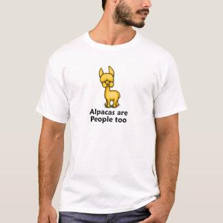 Alpakas sind Leute auch T-Shirt