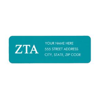 Alpha Lil großes Logo ZetaTau