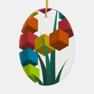 alphabep ovales keramik ornament