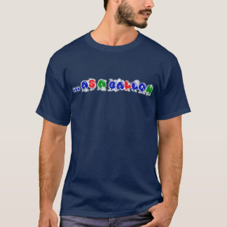 ..... Als Ballon T-Shirt
