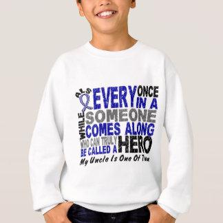 Als-Held kommt entlang 1 Onkel Sweatshirt