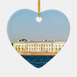Alte Börse St Petersburg Keramik Ornament
