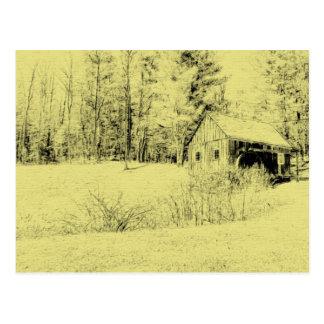 Alte Mühle Postkarte