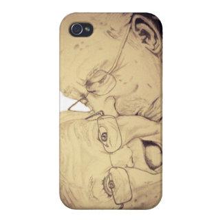 Alte Paar-Liebe ist für immer Fall (Iphone 4S, 4) iPhone 4/4S Case