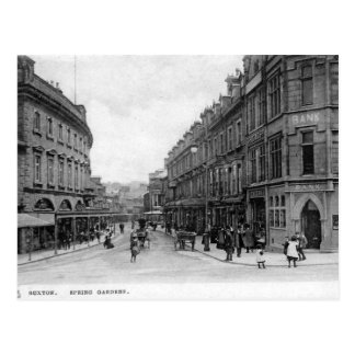 Alte Postkarte - Buxton, Derbyshire
