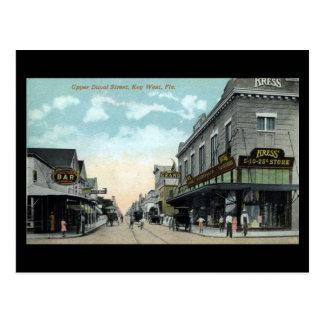 Alte Postkarte - Key West, Florida