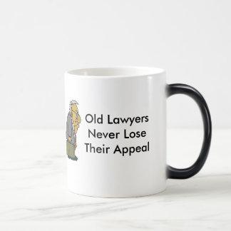 Alte Rechtsanwälte Verwandlungstasse