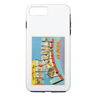 Alte Reise-Andenken des Fort Lauderdale-#2 Florida iPhone 8 Plus/7 Plus Hülle