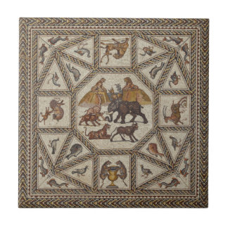 Alte römische Kunst-Untersetzer-Fliesen-Replik Kleine Quadratische Fliese