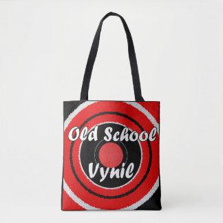 Alte SchuleVynil Taschen-Tasche