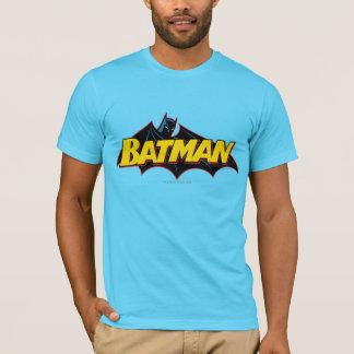 Alte Schullogo Batmans   T-Shirt