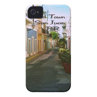 Alte Stadt San Juan Puerto Rico iPhone 4 Case-Mate Hüllen