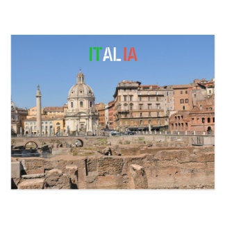Ancient city of Rome, Italy