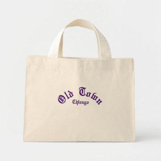Alte Stadtkleine Tasche