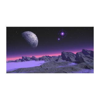 Alte Sterne Gespannte Galeriedrucke