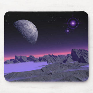 Alte Sterne - Raum mousepad