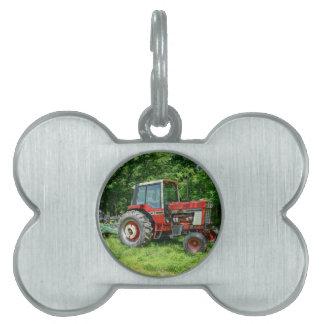 Alter internationaler Traktor Tiermarke