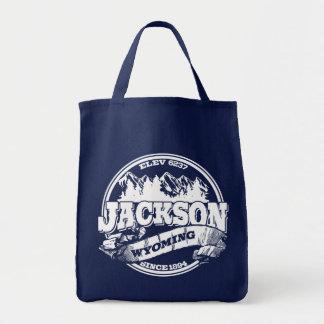 Alter Kreis Jacksons Tragetasche