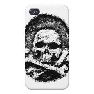 Alter Schädel iPhone Fall Schutzhülle Fürs iPhone 4