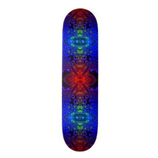 Altes alien 18,1 cm old school skateboard deck