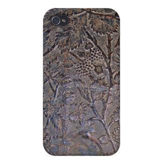 Altes bearbeitetes Leder I iPhone 4/4S Hüllen