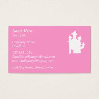 Altes Haus, im Weiß Visitenkarte