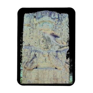 Altes Mayaruinen Copan Honduras Foto entworfen Magnet