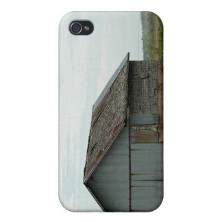 Altes Scheune und Kalb iPhone Fall iPhone 4/4S Case