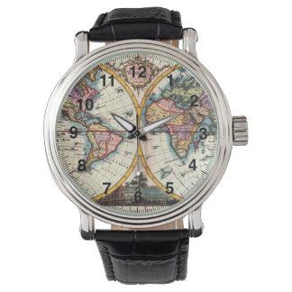 Altes Vintages antikes Uhr