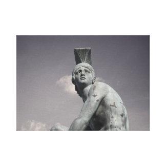 altgriechische Kunst Leinwanddruck