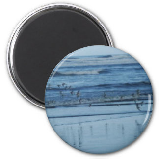 Am Küste-Magneten Runder Magnet 5,1 Cm
