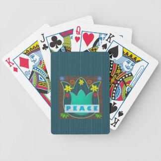 Ambassdor FRIEDENSgesellschafts-Nationen Poker Karten