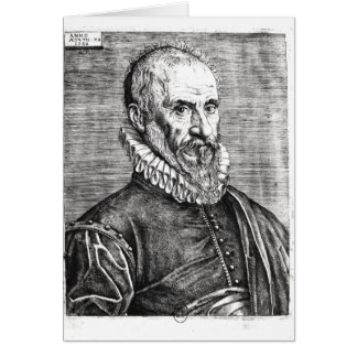 Ambroise schneiden 1582 karte
