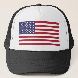 American Flag Truckerkappe