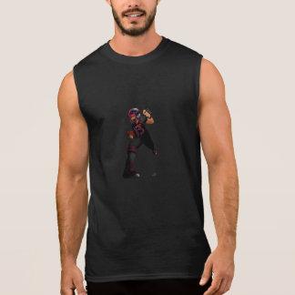 American Football Spirit Ärmelloses Shirt