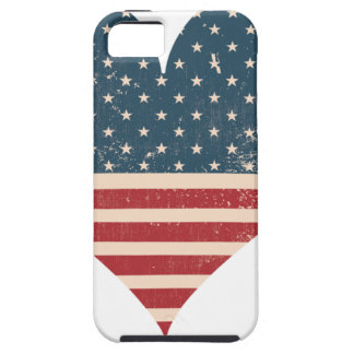 AMERICAN-HEART TOUGH iPhone 5 HÜLLE