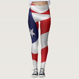 American leggings