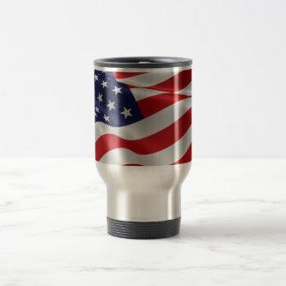 American Proud Reisebecher