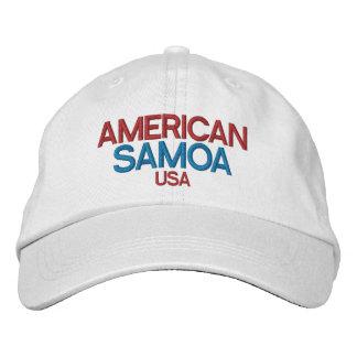 American Samoa stickten Hut