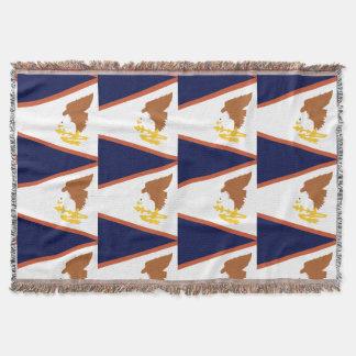 AMERICAN- SAMOAflagge Decke