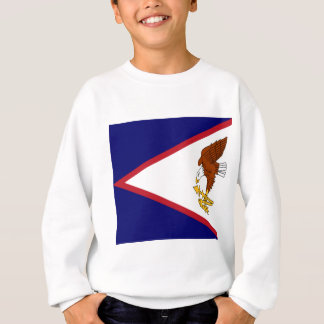 American- Samoaflagge Sweatshirt